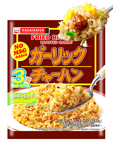 Preparado Para Arroz 3 Delicias De Ajo Tostado Japonshop