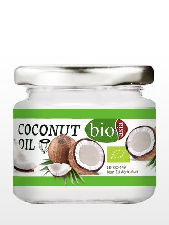 Aceite Virgen Biológico de Coco