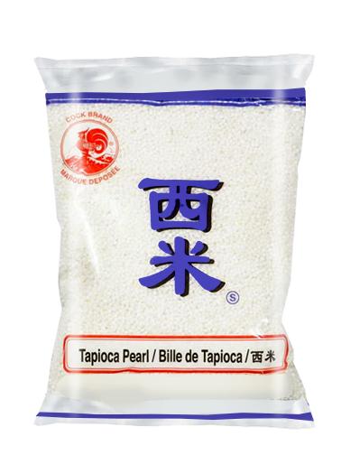 Perlas de Tapioca Tamaño Pequeño para Bubble Tea
