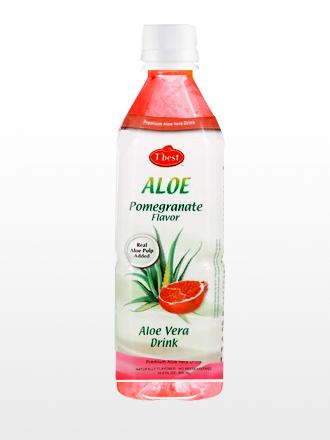 Bebida Aloe Vera & Granada