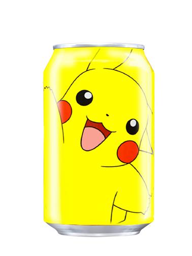 Agua Soda Sabor Ramune | Edición Pokemon 330 ml