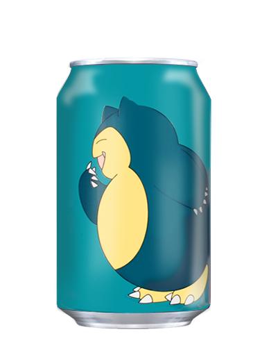 Agua Soda Sabor Uva | Edición Pokemon 330 ml