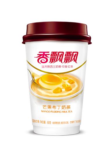 Espresso Milk Tea Flan de Mango 80 grs