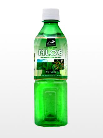 Bebida Aloe Vera Tropical, Cítricos y Uva