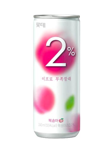 Perfume Water | Bebida Coreana de Melocotón Rosado y Agua Mineral | Pedido GRATIS!