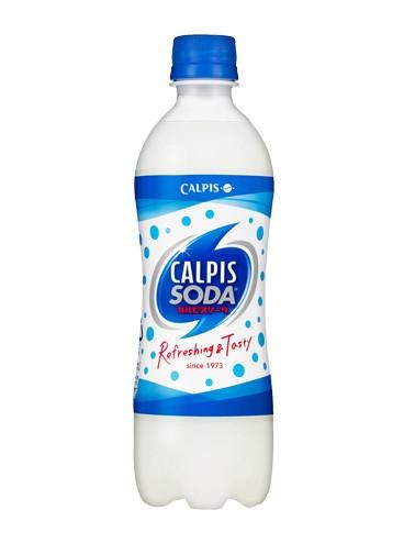 Calpis Soda Yogurth Style
