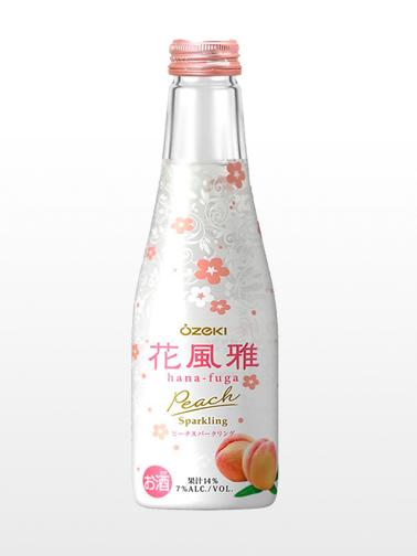 Sake Momo Sparkling | Sake Espumoso de Melocotón Rosado