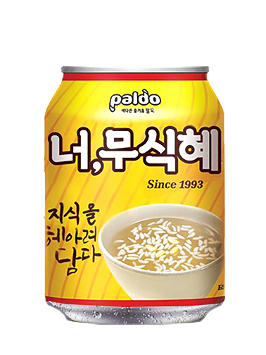 Bebida Coreana Dulce de Arroz | Shikhye 238 ml