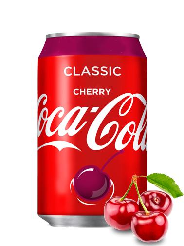 Coca Cola Cherry 330 ml