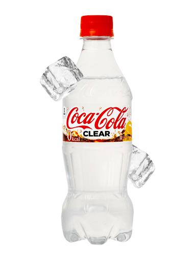 Coca Cola Japonesa Clear ZERO 500ml