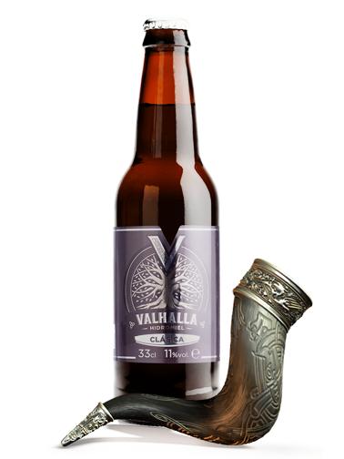 Bebida Hidromiel Valhalla Clásica 330 ml