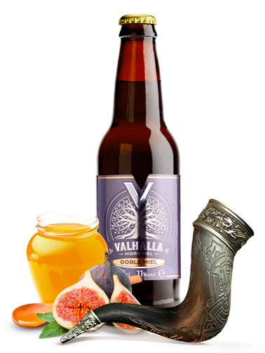 Bebida Hidromiel Valhalla Doblemiel 330 ml
