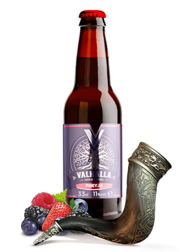Bebida Hidromiel Valhalla Freyja 330 ml
