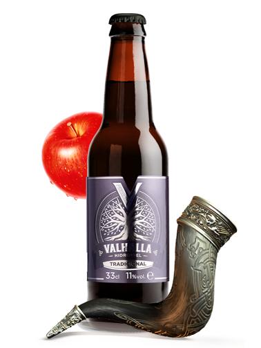 Bebida Hidromiel Valhalla Tradicional 330 ml