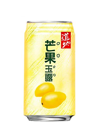 Refresco de Mango y Jelly Toppings