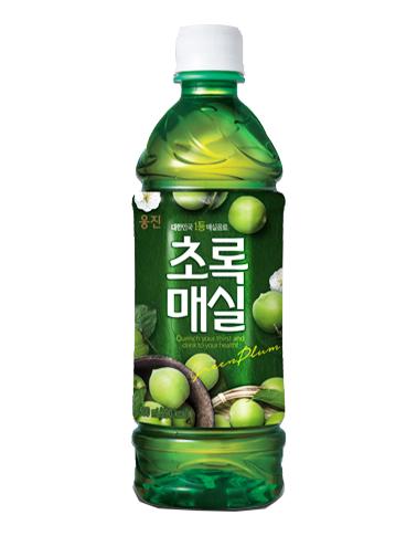 Bebida Natural de Ciruela Coreana 500 ml
