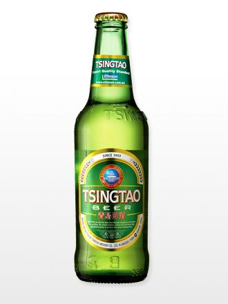 Cerveza China Tsingtao
