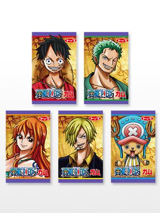 Chicle de One Piece con Sabor a Uva | Unidad