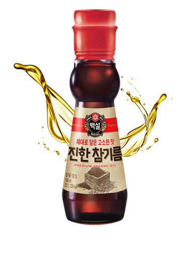 Aceite Coreano de Sésamo Goma Abura | 100% Premium 160 ml