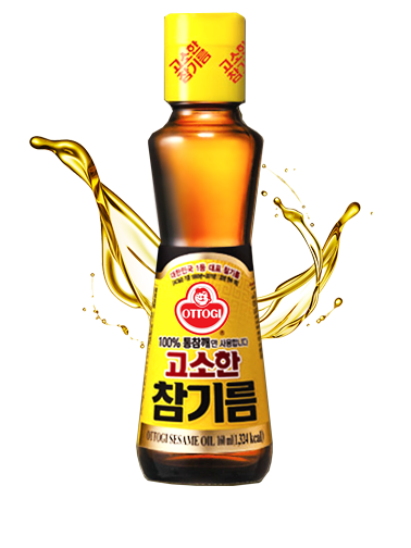 Aceite Coreano de Sésamo Goma Abura | Premium 160 ml | Pedido GRATIS!