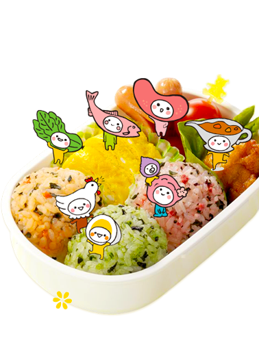 Condimento Bento Furikake Ternera Sukiyaki 40 grs
