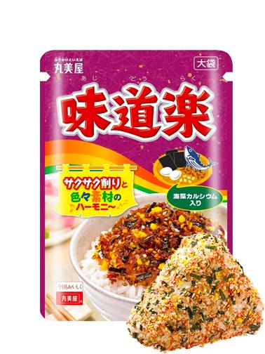 Condimento Bento Furikake de Bonito 28 grs