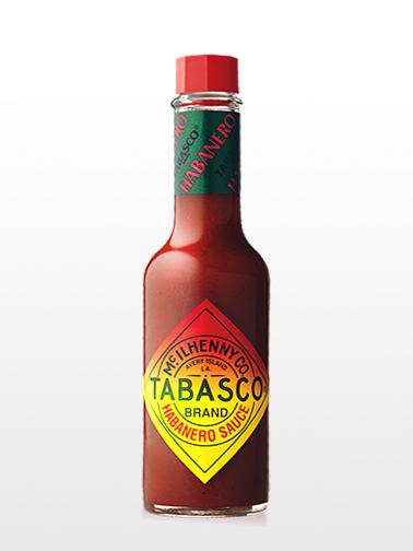 Salsa Tabasco Habanero con Frutas Tropicales