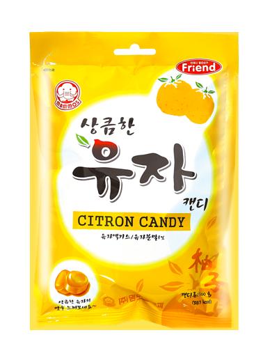 Caramelos de Citron Coreano 100 grs