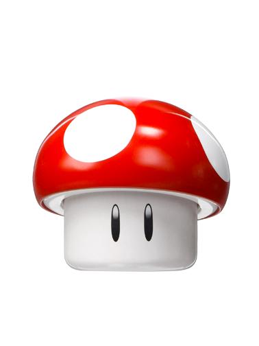 Caramelos Nintendo Super Champiñon Rojo | Mario Bros. 25 grs