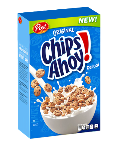 Cereales Chips Ahoy | BOX 340 grs