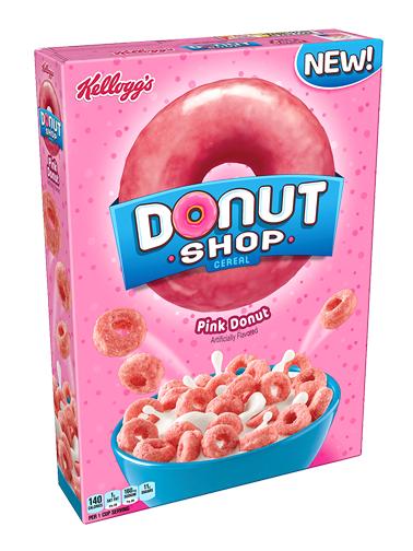 Cereales Donut Shop Rosa 283 grs | Pedido GRATIS!