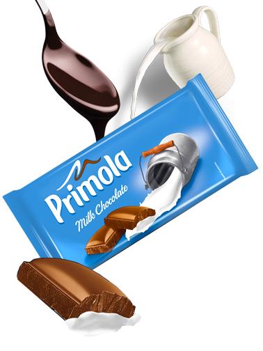 Chocolate con Leche Primola 87 grs | Pedido GRATIS!