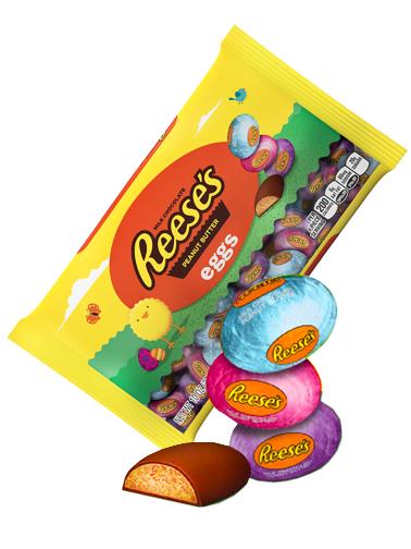 Chocolatinas Reese's Huevo de Pascua 226 grs
