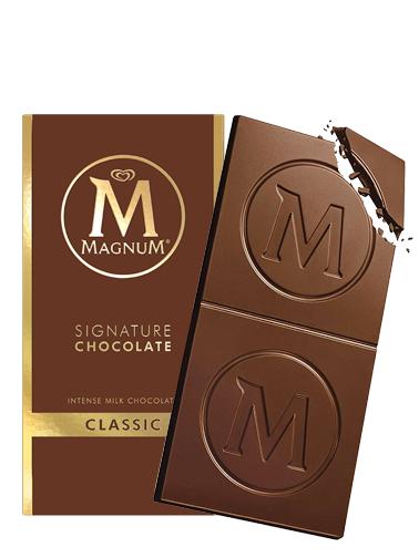 Magnum Chocolate con Leche Signature 90 grs