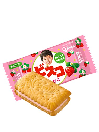Sandwich Cokies Ichigo Cream | Pocket Edit.