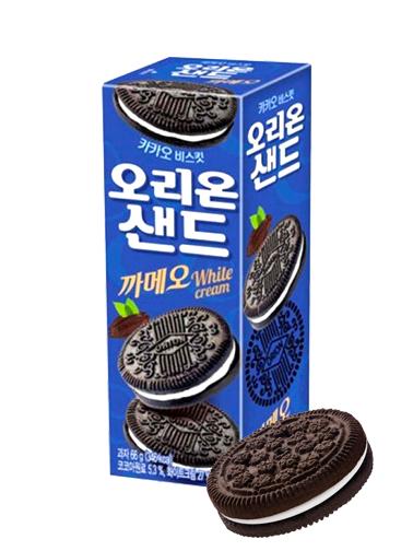 Galletas Coreanas estilo Oreo