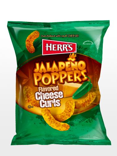 Ganchitos con Sabor a Jalapeños rellenos de Queso | Edit. Pocket