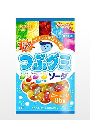 Gominolas Jelly Soda | 5 Sabores a Refrescos | Pedido GRATIS!