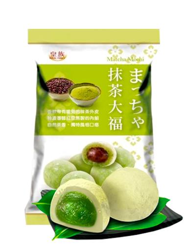 Mochis Daifuku Matcha | Premium Ginza 120 grs