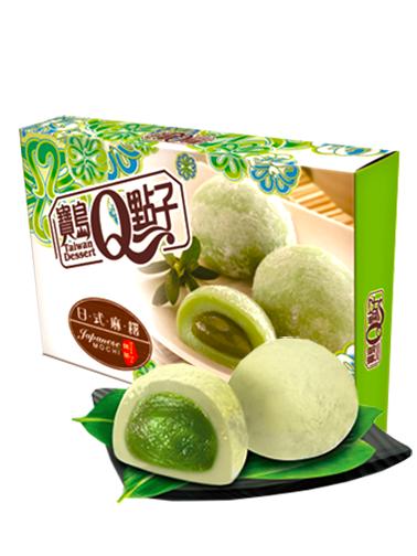Mochis Daifuku de Crema de Matcha | Sakura Box