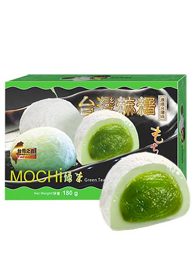 Mochis Receta Midafu de Crema de Matcha