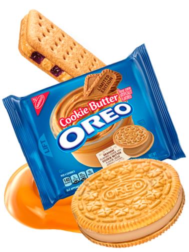 Oreo de Crema de Cookies 303 grs