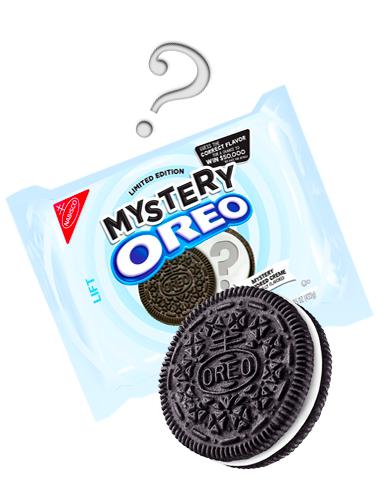 Oreo Mystery | Sabor Misterioso 432 grs