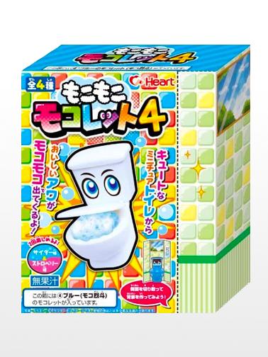 Kit Toilet con Espuma de Chuche   MokoMoko Candy Toilet   Pedido GRATIS!