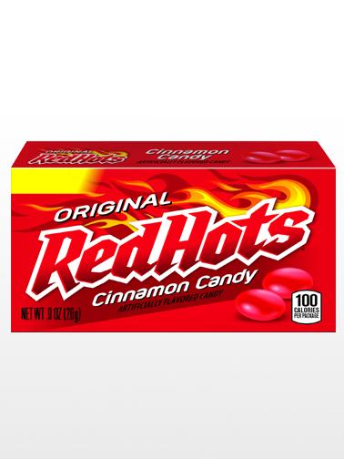 Caramelos Picantes de Canela   Red Hots