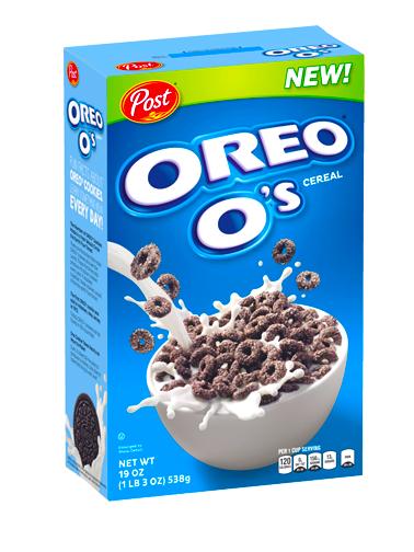 Cereales Oreo   Mega BOX 538 grs