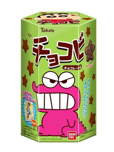 Galletas Snack Chocobi Shin Chan   Pedido GRATIS!