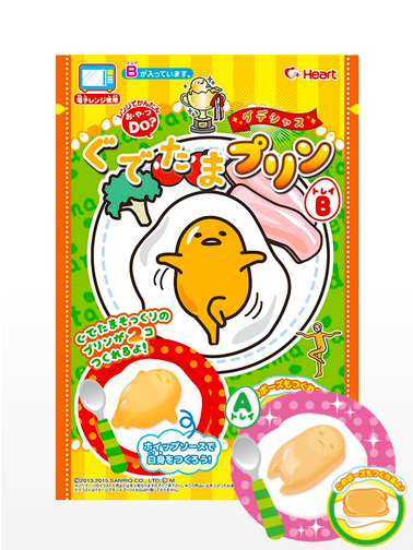 Kit Puddings Huevo Frito Gudetama | Pedido GRATIS!