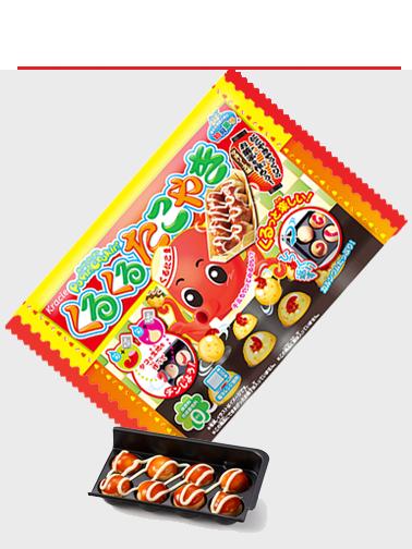 Kit Takoyakis de Chuche   Popin Cookin