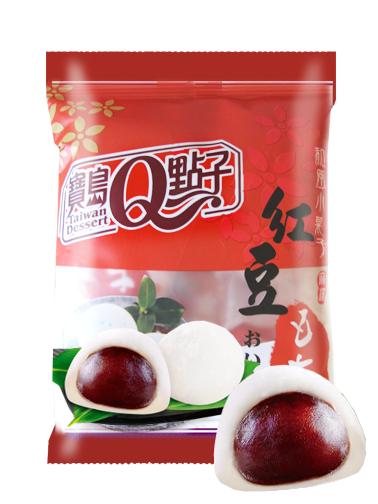 Mochis Daifuku de Crema de Azuki | Premium Ginza